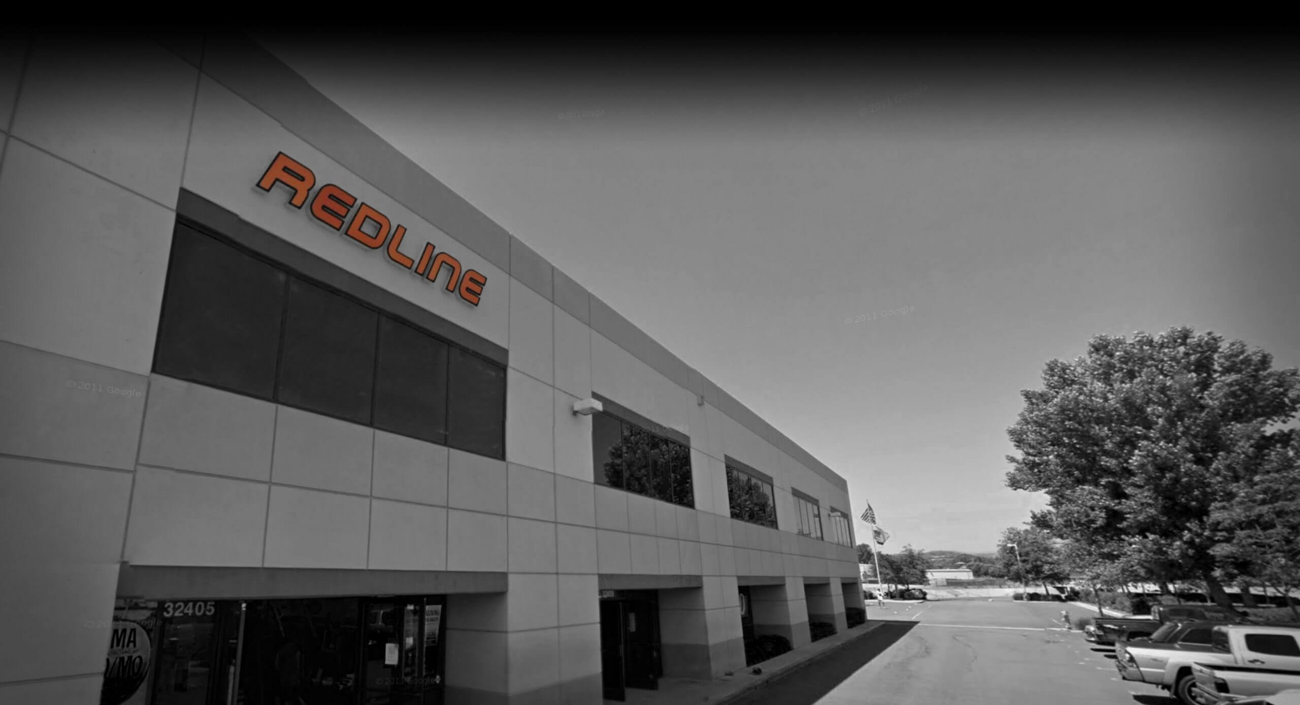 Redline building. Own a Redline youth sports franchise.