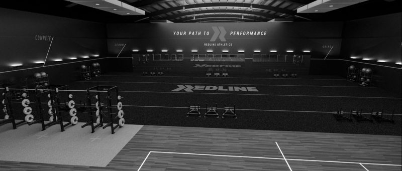 Redline sports training facilities