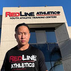 Seabass at Redline