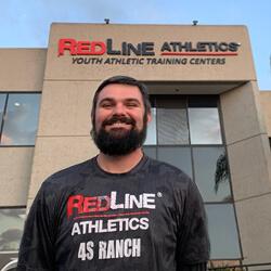 James Shertz at Redline