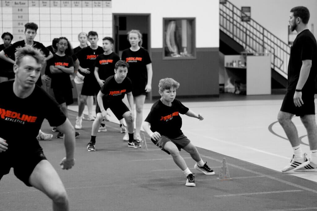 Redline Athletics Group Training
