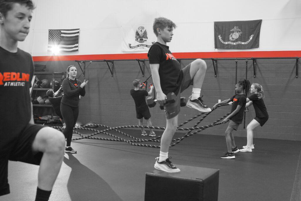 redline strength training