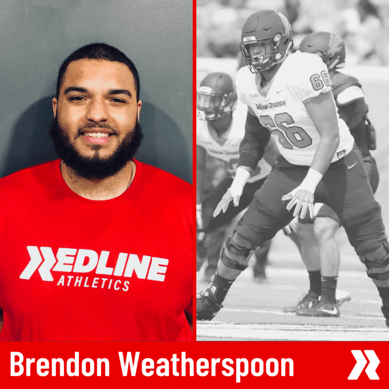 Brendon Redline